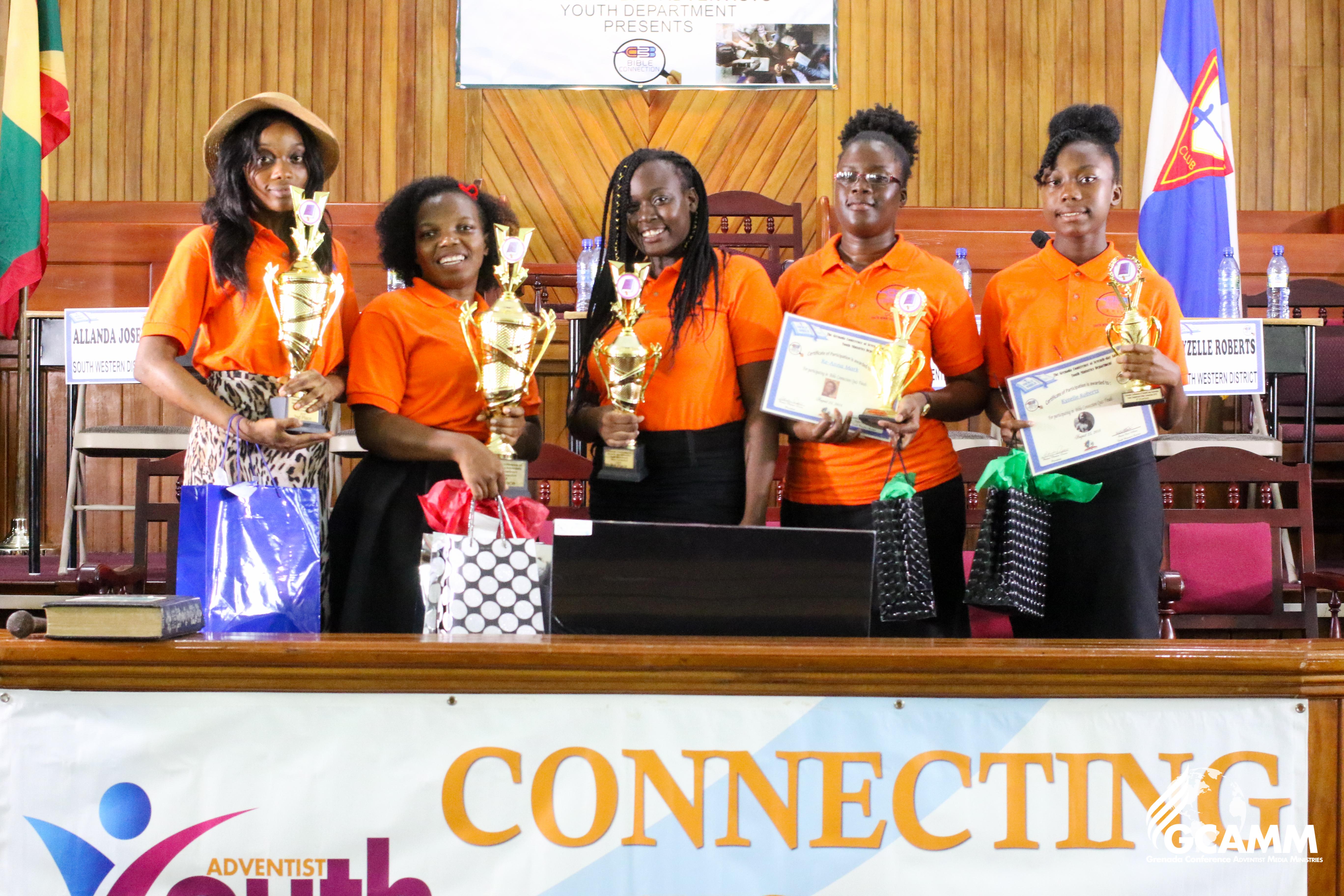 Bible Connect Finals (Grenada) 2018 – Grenada Conference of
